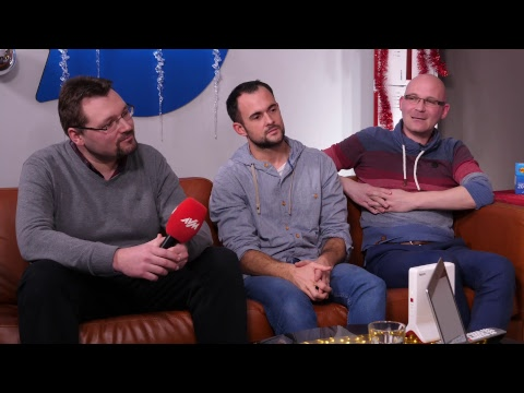 FRITZ! Talk Live - Weihnachtswebinar