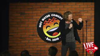Kieran Mullins | LIVE at Hot Water Comedy Club
