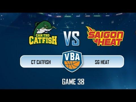 GAME 38 : Ct Catfish vs SG Heat (19.10)