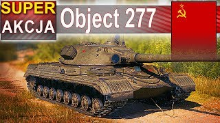 Object 277 i ponad 11 000 dmg! - World of Tanks