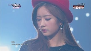 Download lagu [HD] 131206 M.I.B (feat.APink's Bomi) - Let's Talk About You @ Music Bank