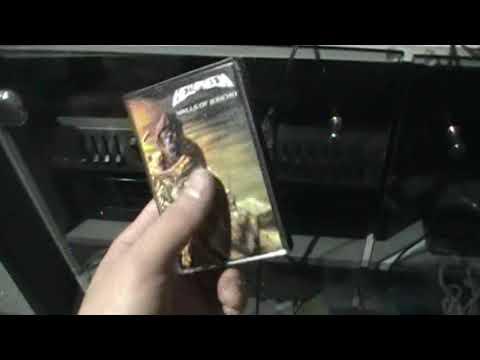 Download Syndrome de la bande collante sur les cassette Pré-Enregistrées