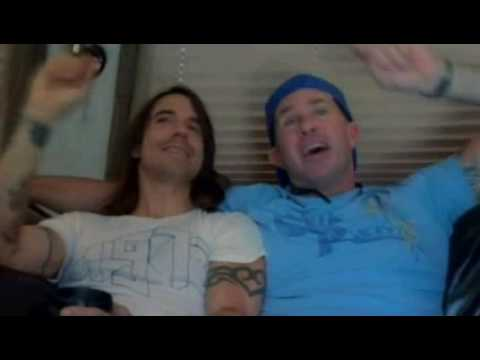 Red Hot Chili Peppers - Making of Tell Me Baby 1
