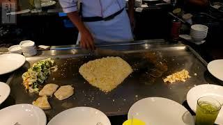 Benihana | Hibachi Chicken | Lunch Hours | Santa Anita Mall