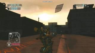 Transformers 2 Revenge Of The Fallen PC BumbleBee Free Roam