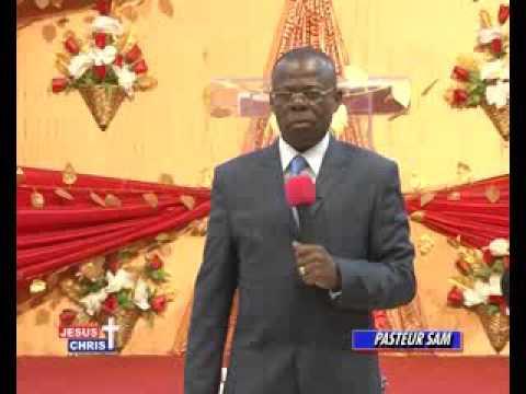 Culte benediction 2014 07 20 le jeune et la priere pasteur sam