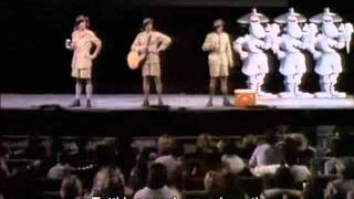 Watch Monty Python Bruces video