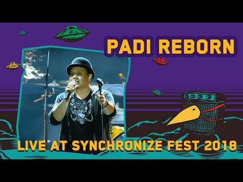 Download lagu terbaik Padi Live at SynchronizeFest - 7 Oktober 2018 - ZingLagu.Com