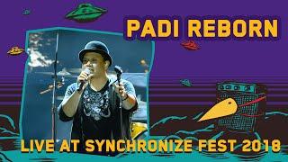 Padi Reborn LIVE @ Synchronize Fest 2018