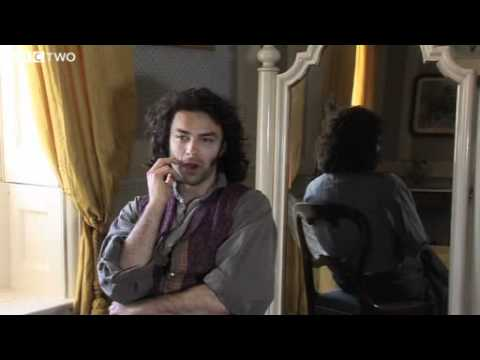 Desperate Romantics Cast Interviews - Aidan Turner