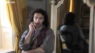Desperate Romantics Cast Interviews - Aidan Turner