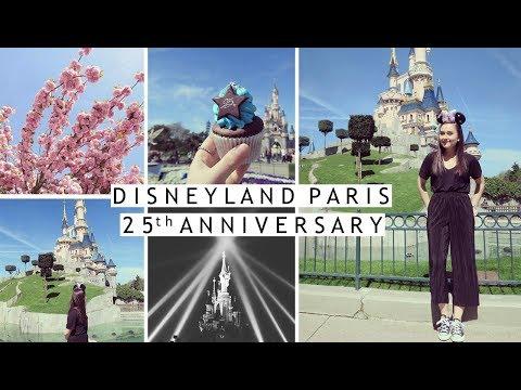 DISNEYLAND PARIS 25th Anniversary #2 // Charlotte Brads