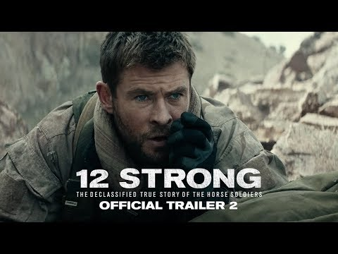 12 STRONG - Official Trailer 2 Mp3