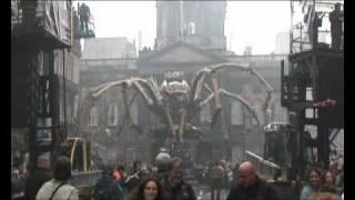 The giant spider of Liverpool, La Princesse