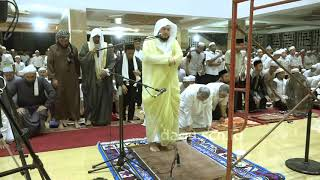 Download Video Sholat Tarawih Berjamaah dengan Putra Imam Masjidil Harom MP3 3GP MP4