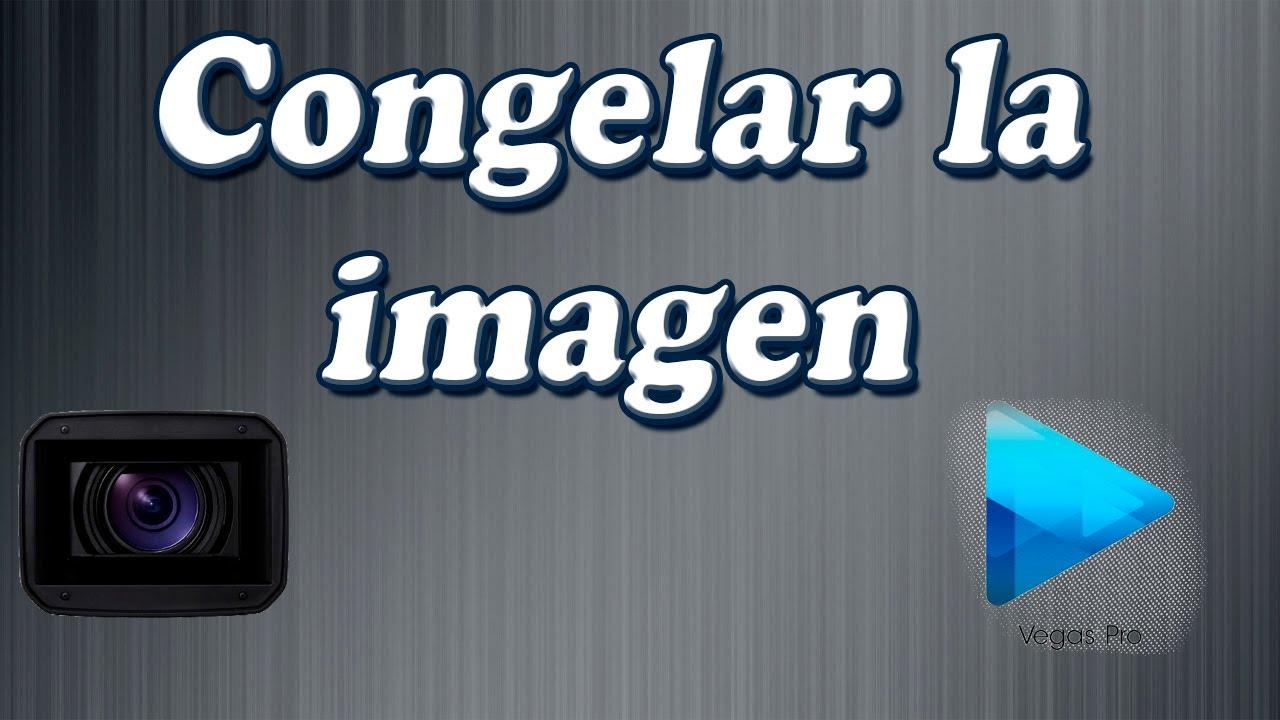 Tutorial Sony Vegas Pro 12: Cómo congelar la imagen - YouTube