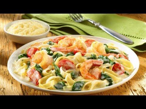 How to make shrimp pasta with broccoli