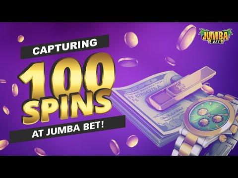 Jumba Bet Casino Grants 100 FREE Spins On Millionaire's Life