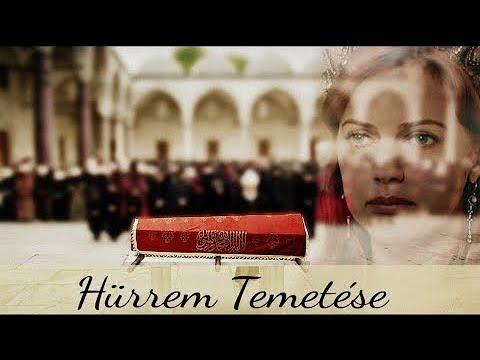 Похороны Хюррем Султан (великолепный век)