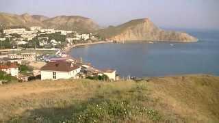 Орджоникидзе, Крым, июнь 2012(I created this video with the YouTube Video Editor (http://www.youtube.com/editor), 2012-06-20T21:20:24.000Z)