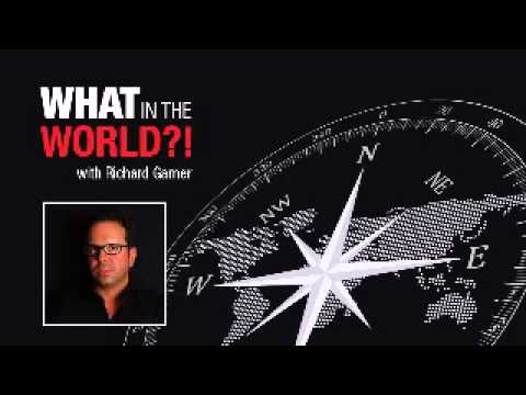 What in the World - Michael Harris