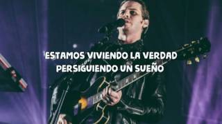 Foster The People - Harden The Paint (Subtitulada en Español)