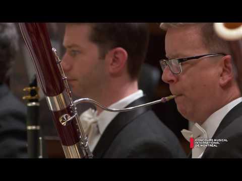 Fedor Rudin (France/Russie) - H. Wieniawski : Concerto no 1, en fa dièse mineur, op. 14