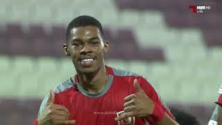 الأهداف | الدحيل 8 - 0 الخريطيات | دوري قطر غاز تحت 23 سنة