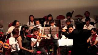 """Tango from """"The Scent of a Woman"""" by TUSO (Violin : Melissa Simonetto )"""