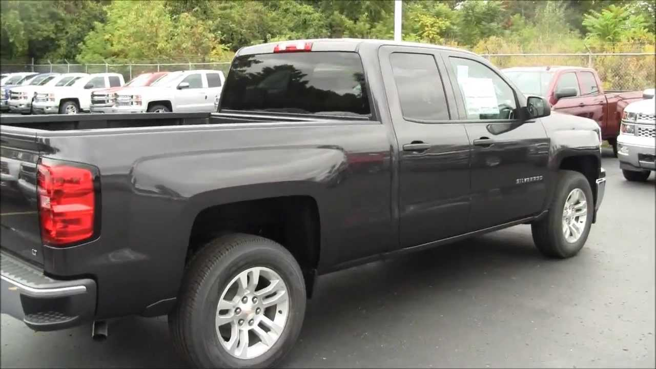 Graff Chevy >> New Cars In Flint - 2014 Chevy Silverado Double Cab LS | Hank Graff Davison - YouTube