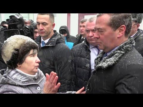 Развитие российского села
