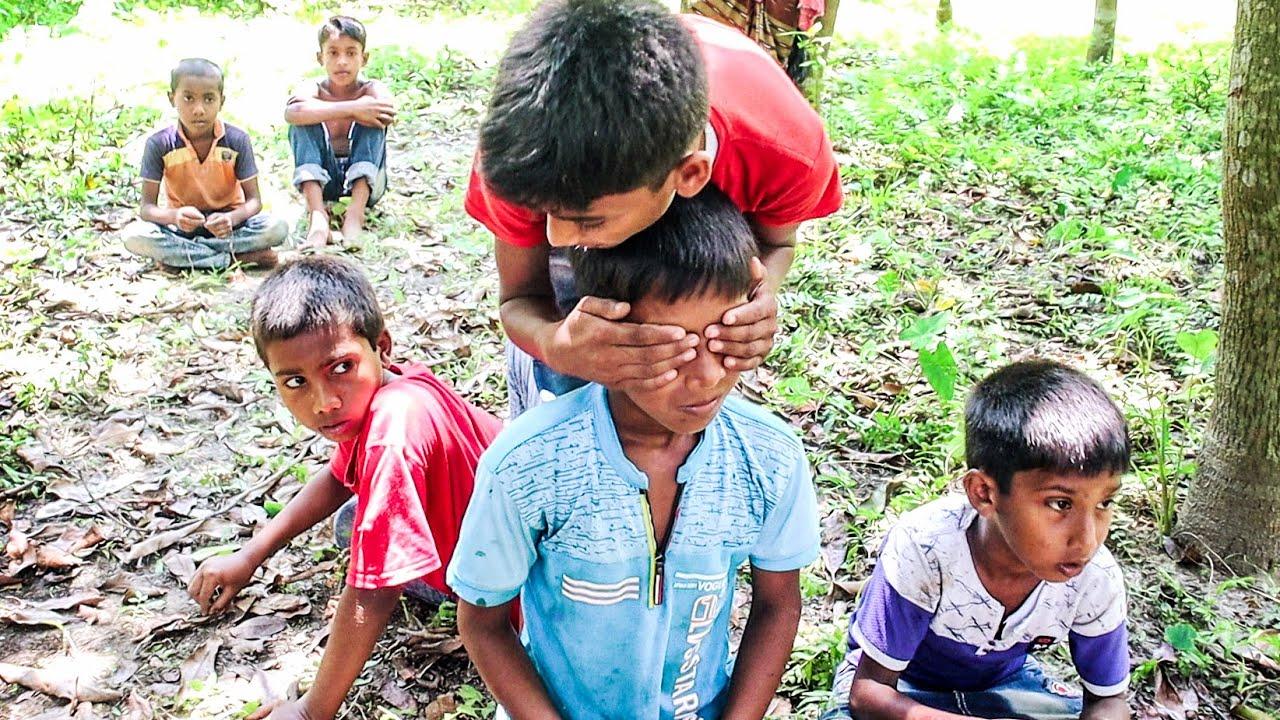 দুধ ভাত খেলা এক হারিয়ে যাওয়া খেলার নাম | Village Life