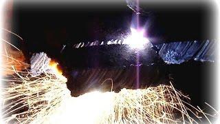 видео воздушно плазменной резки металла