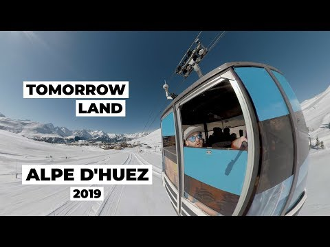 Tomorrowland  Winter 2019 - Alpe d'Huez