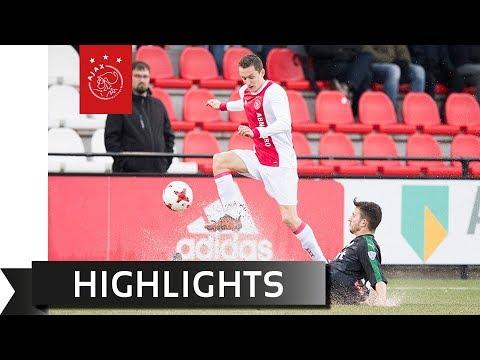 Highlights Ajax O19 - FC Groningen O19