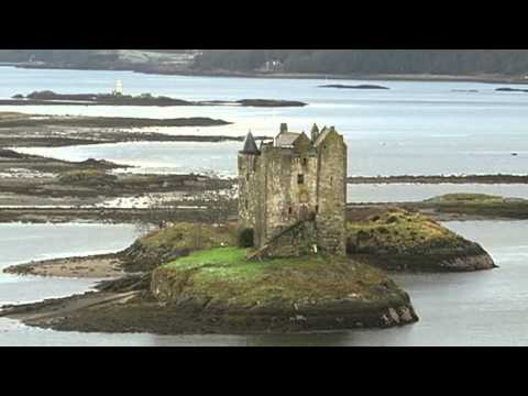 Beautiful Oban Scotland,, and even more Monty Python Castles !