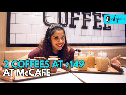 2 Coffees At ₹149 At McCafé, McDonalds | Curly Tales