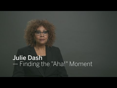 JULIE DASH Finding the