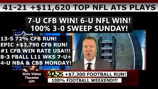 **FREE MONDAY NIGHT FOOTBALL PICKS** – Expert NFL MNF Predictions Miami Vs Carolina 11/13/17
