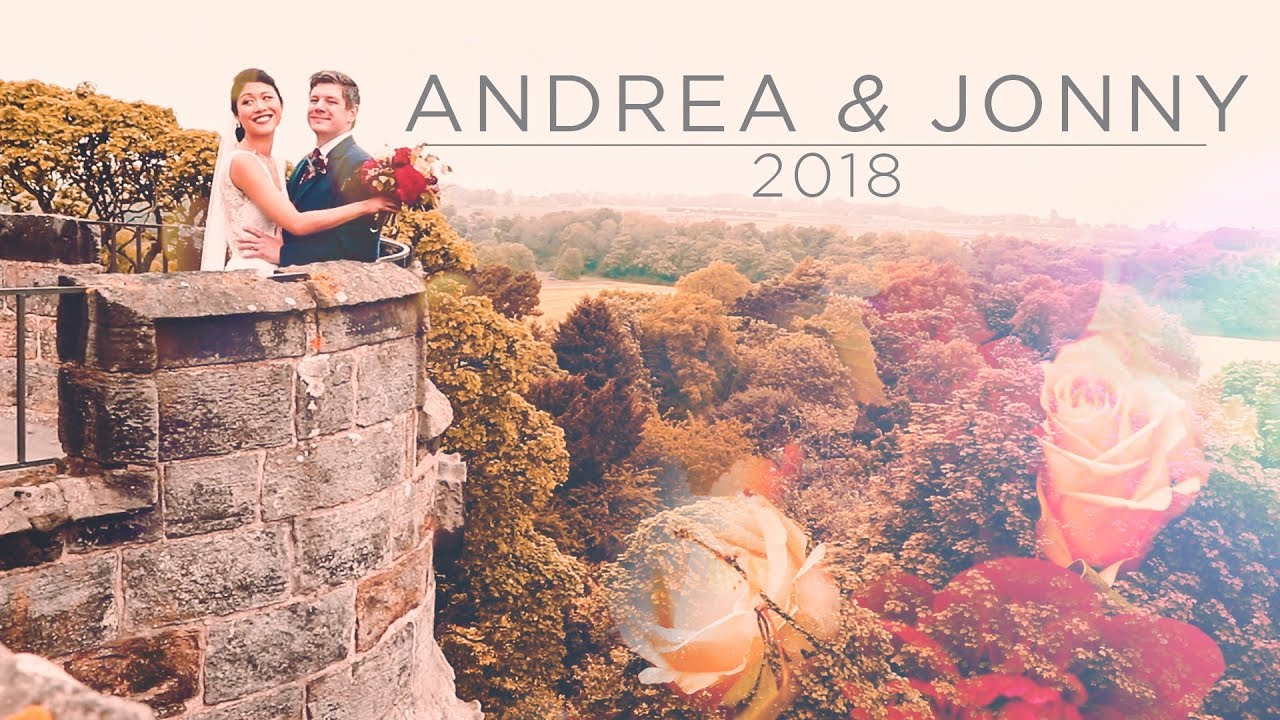 • Andrea & Jonny 2018 • Dundas Castle