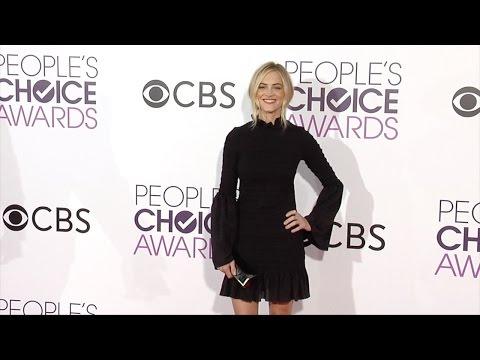 "Emily Wickersham ""People's Choice Awards"" 2017 Red Carpet"
