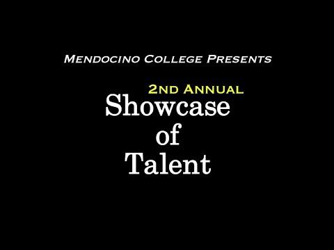 Mendocino College 2nd Annual Showcase of Talent - 1994