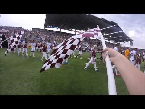MLS rapids vs whitecaps 4th of July