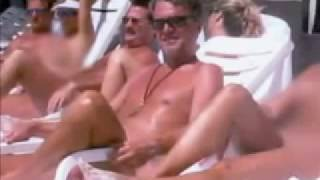 Clothes Optional-Nude Vacations Travel Video PostCard