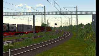 Let´s Play - Train Simulator 2001 - DB BR 151