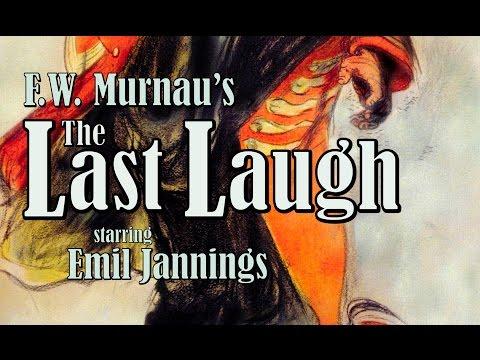The Last Laugh (F.W. Murnau, 1924)
