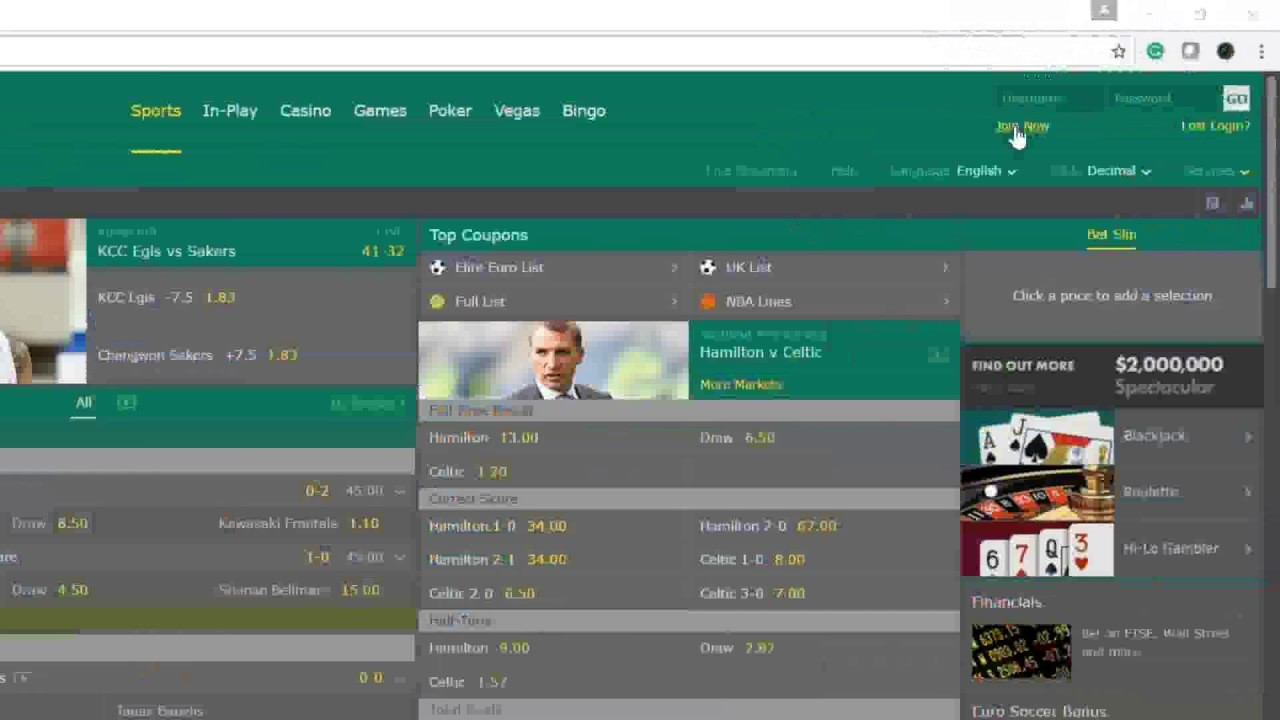 How to close bet365 account