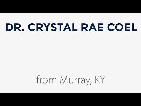 Holiday Traditions featuring Dr. Crystal Rae Coel from Murray, Kentucky