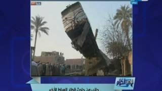 قصر الكلام | الدسوقي رشدي يفتح النار على كل مسؤول تسبب في حادث قطار العياط..!
