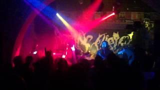 Rotting Christ - Live Σητεία Κρήτης  - 17/5/13 - The wall club
